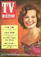 Joan Regan February 12th 1955. Jill Day - tv_mirror7